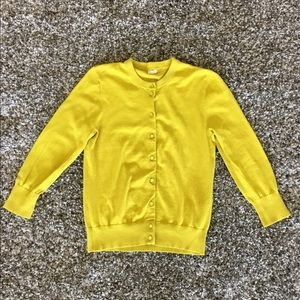 Women's J-CREW long sleeve size M.